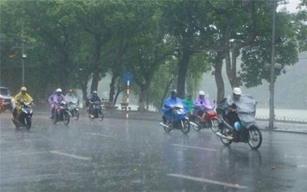 Đến hết ngày hôm nay 14/11, nhiều khả năng thủ đô Hà Nội và một số tỉnh miền Bắc sẽ có mưa rải rác, mưa nhỏ, mưa rào, trời âm u, nền nhiệt giảm khoảng 2 – 3 độ C.