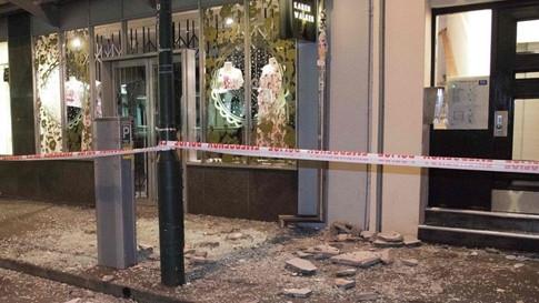 Động đất gây đổ vỡ ở ngay cả Wellington, cách tâm chấn đến 200 km.