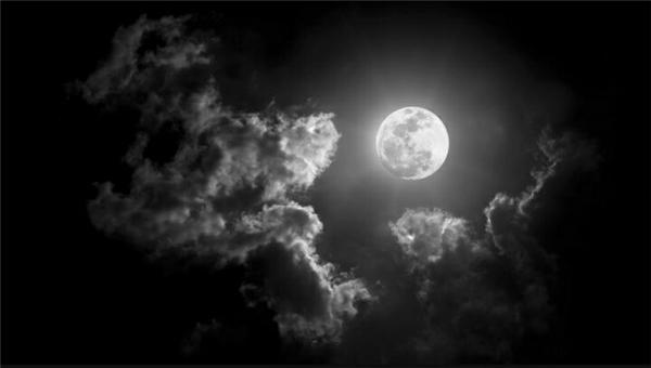 Cũng có một vài bạn dù không chụp được cận cảnh nhưng cũng diễn tả được hết vẻ rực rỡ của siêu trăng đêm rằm, dù có lúc bị mây mù che phủ.