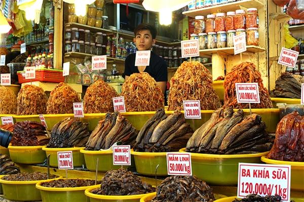 Chợ cá Châu Đốc vinh dự lọt top 5 khu chợ cá hàng đầu châu Á