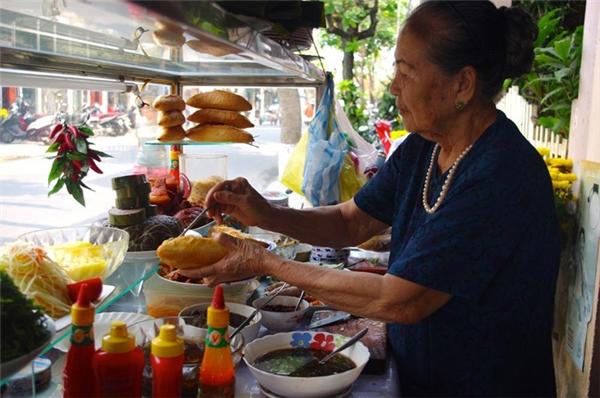 Mới đây bánh mì đã được bình chọn là món ăn đường phố ngon nhất thế giới.
