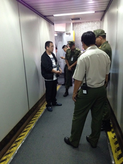 Ngày càng nhiều những vụ trộm cướp trên máy bay được phát hiện.