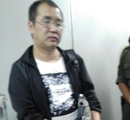Cơ quan chức năng đã lập hồ sơ bàn giao hành kháchLi Jun trên chuyến bay VN 278 cho cơ quan chức năng để điều tra làm rõ.