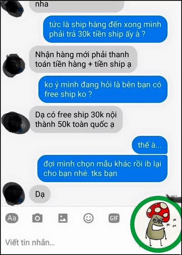 """""""Free ship 30 nghìn"""", không gì là không thể."""