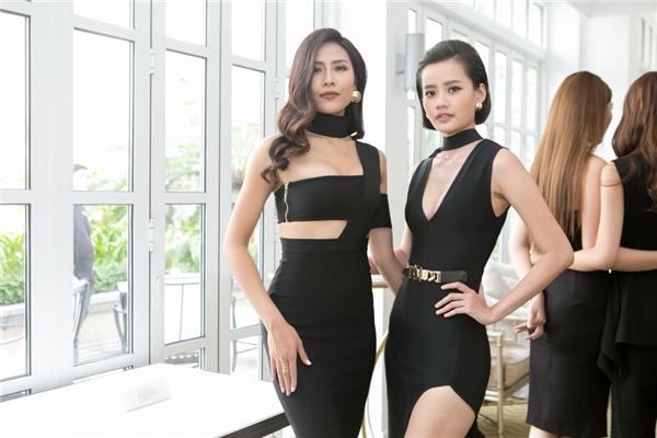 Top 25 Hoa hậu thế giới 2016 Nguyễn Thị Loan khoe sắc bên Kim Chi