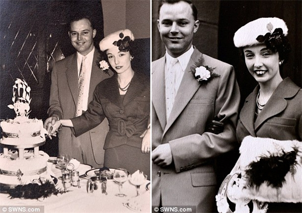 Trong khi đó,Helen Andrecũng quyết định đi đến hôn nhân vớiTony Rollings vào năm 1960.