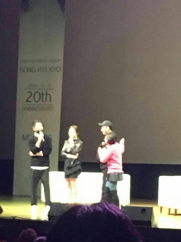 Song Joong Ki giải thích lí do anh đeo khẩu trang là bị thương ở mặt trong quá trình ghi hình Battleship Island