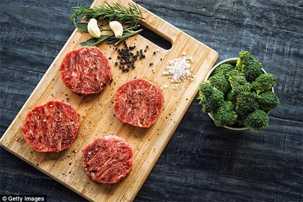 Thực phẩm đó thường có giá trị dinh dưỡng cao hơn thực phẩm xanh.