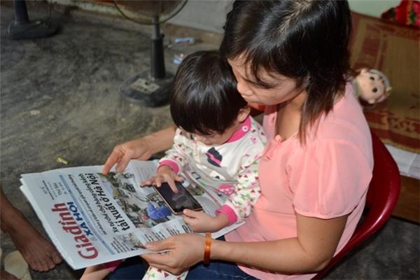 Bé gái công dân thứ 90 triệu của Việt Nam bây giờ ra sao?
