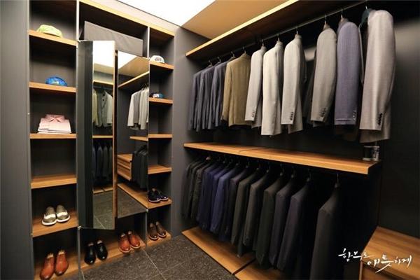 Tủ quần áo của ngôi sao điện ảnh hàng đầu khiến ai cũng mê mẩn
