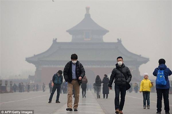 Lớp sương mù độc hại này có thể xuất hiện ở nhiều nơi trên thế giới.