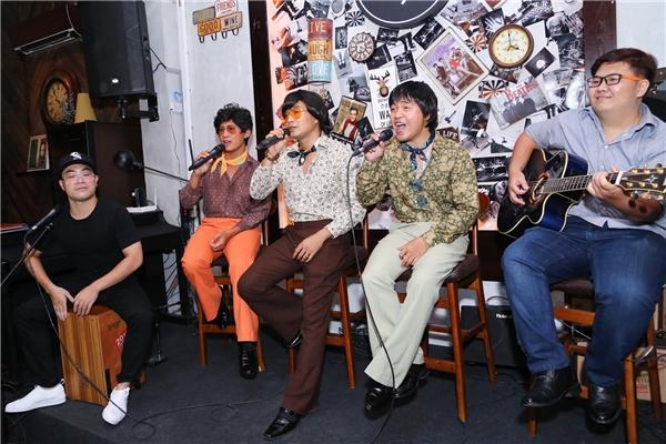 MTV Band thể hiện live ca khúc Đừng nhìn bề ngoài - Tin sao Viet - Tin tuc sao Viet - Scandal sao Viet - Tin tuc cua Sao - Tin cua Sao