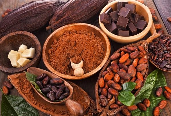 Sô cô la có nguồn gốc từ ca cao thiên nhiên, ngon miệng và tốt cho cơ thể.