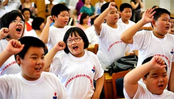 Hốt hoảng trước tình trạng béo phì ở Trung Quốc