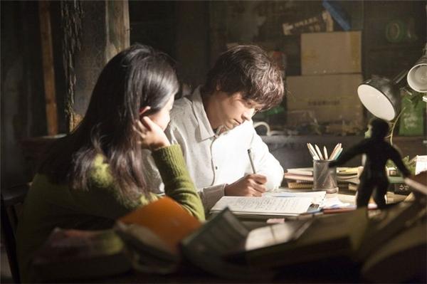 Phim có sự tham gia của Shin Eun Soovà Kang Dong Won.