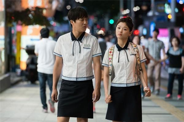 """""""Because I Love You"""" chứng kiến màn """"tái xuất"""" của nam diễn viên Cha Tae Hyun sau một thời gian vắng bóng trên màn ảnh."""