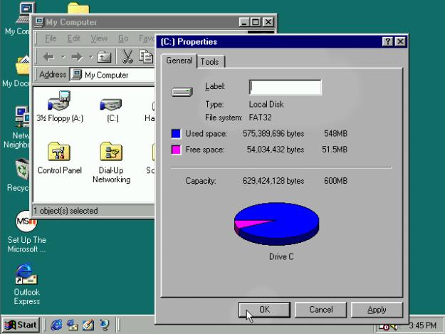 Kiểm tra dữ liệu từng ổ đĩa. (Ảnh: Internet)