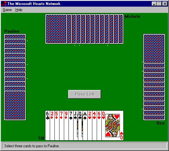 Một trong những trò mà đến bây giờ không mấy ai hiểu cách chơi, chỉ biếtnhấp chuột điên cuồng.(Ảnh: Internet)