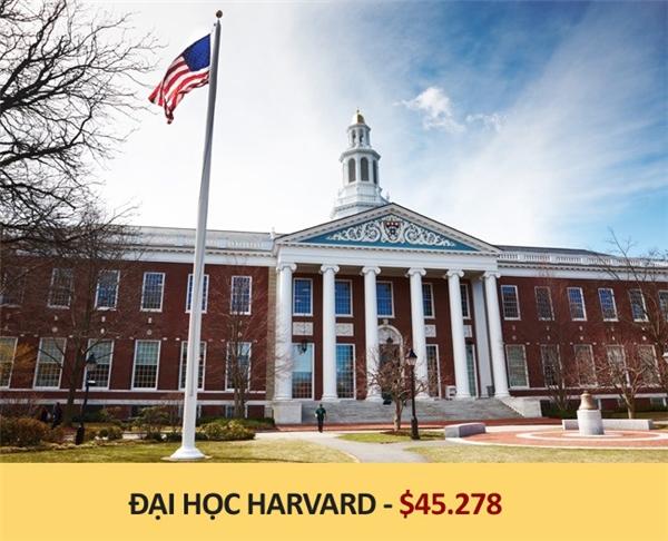 Hơn 1 tỷ đồng (Cambridge, Massachusetts, Mỹ)