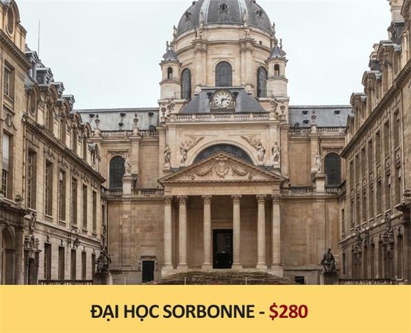 Hơn 6triệu đồng (Paris, Pháp)