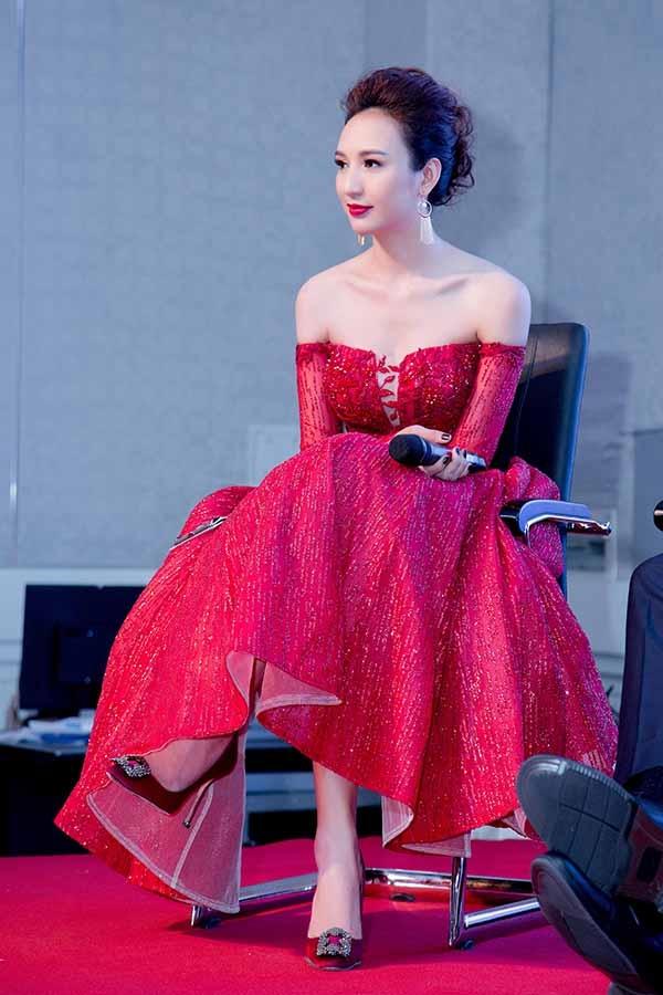 Ngọc Diễm cho biết hiện cô đang dành nhiều thời gian để điều hành doanh nghiệp và tham gia công tác xã hội nên ít tham gia các hoạt động của làng giải trí Việt. Cô tập trung xây dựng và phát triển sự nghiệp kinh doanh trong lĩnh vực truyền thông cũng như làm MC và người mẫu ảnh.