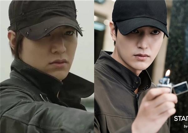"""Trong tập đầu tiên, khán giả không khỏi """"há hốc"""" trước tài thôi miên vi diệu của Heo Joon Jae chỉ với một chiếc bật lửa. Hình tượng cool ngầu này từng được Lee Min Ho thể hiện tuyệt vời trong City Hunter. Được bố nuôi đào tạo kĩ lưỡng cho mục đích trả thù, Lee Yoon Sung được đánh giá là một trong những mĩ nam """"văn võ song toàn"""" nhất màn ảnh Hàn."""