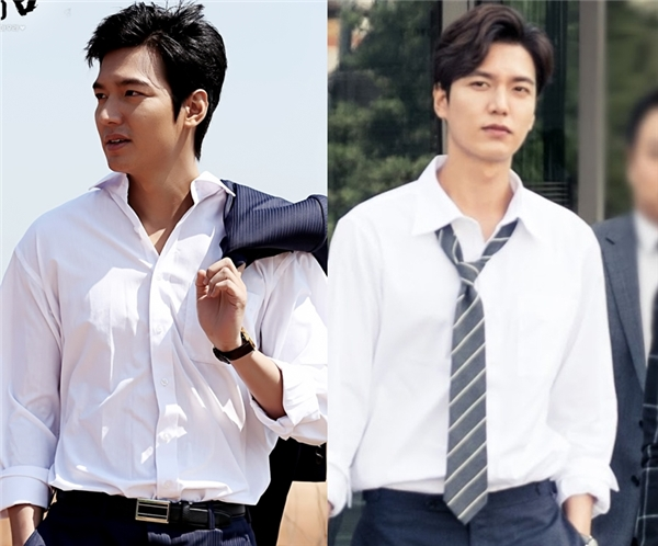 """Bên cạnh đó, Heo Joon Jae cũng có nhiều nét """"bụi đời"""" giống Kim Jong Dae trong Gangnam Blues. Nhân vật ấy từng làcú """"lột xác"""" ngoạn mục của Lee Min Ho sau những vai diễn """"công tử bột"""" trong Boys Over Flowers và The Heirs. Nhờ đó, anh nhận được lời mời tham gia """"bom tấn"""" điện ảnh Bounty Hunters bên cạnh Chung Hán Lương và Đường Yên."""