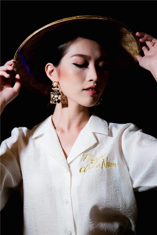 Quang Hùng, Quỳnh Châu trong hậu trường của đêm diễn.