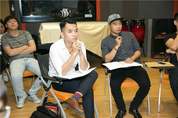 Phạm Hồng Phước hăng say tập luyện cùng Trương Kiều Diễm, nhóm MTV