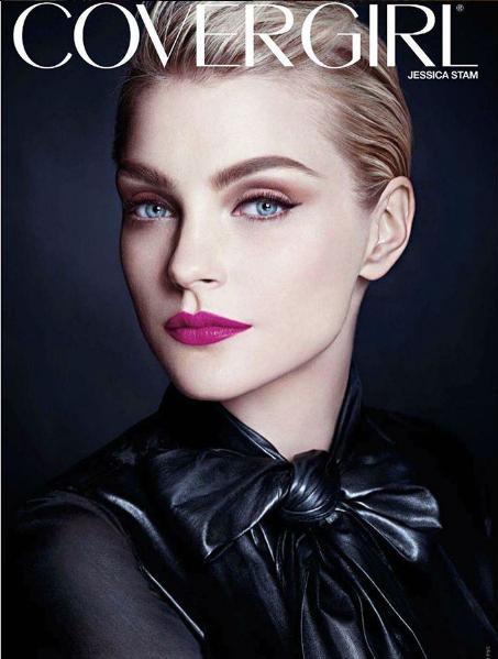Jessica là gương mặt quen thuộc thường xuyên xuất hiện trên các tạp chí thời trang danh tiếng.