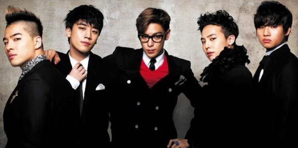 Big Bang là nghệ sĩ Hàn có thu nhập cao nhất trong năm 2016