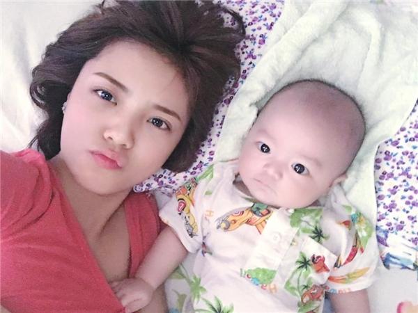 Cựu thành viên BB&BG Lâm Á Hân đâm đơn li dị, quyết làm mẹ đơn thân