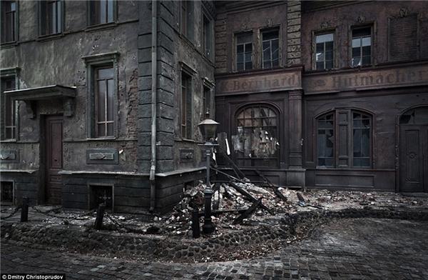 Mosfilm, hãng phim lớn nhất của Nga, đã sử dụng nơi này làm phim trường cho những bộ phim lịch sử trong nhiều năm qua.