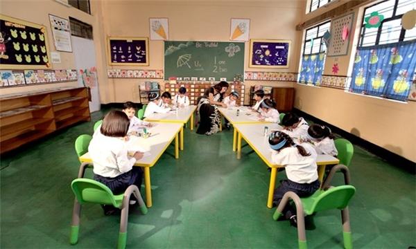 Chất lượng dạy học của trường rất được chú trọng.
