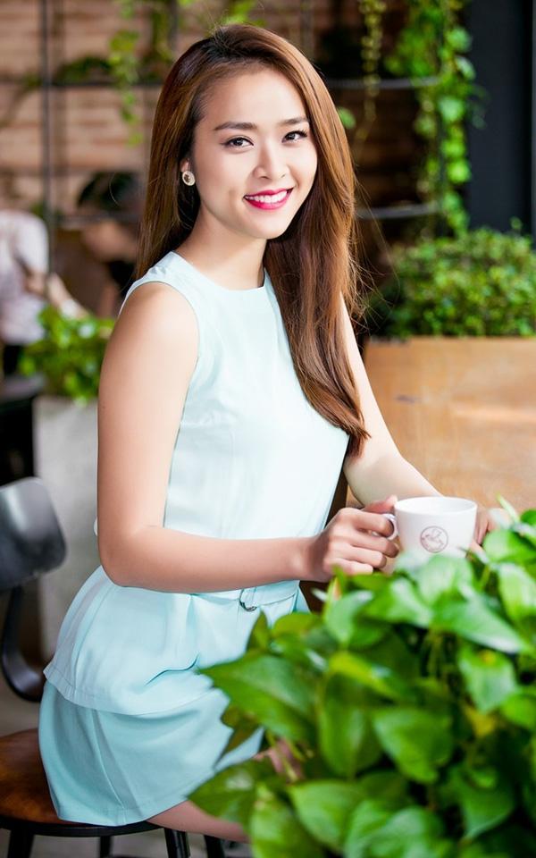 Diệp Bảo Ngọcđược giới trẻ Sài Thành yêu mến với tư cách là một người mẫu xinhđẹp và tài năng.