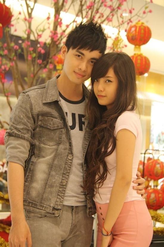Nhìn lại mối tình đầy sóng gió của cặp đôi Lâm Á Hân - Phạm Hồng Hải