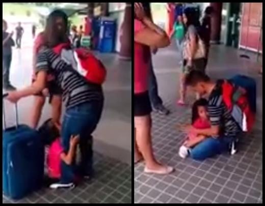 """Mẹ của bé, côIcar Yves Buchomo Perdido chia sẻ nỗi niềm: """"Tôi hi vọng dưới thời tổng thốngDuterte, người Philippines sẽ không còn phải ra nước ngoài làm việc nữa...""""."""