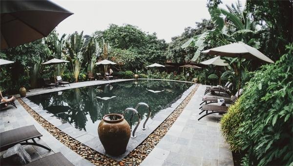 Khu nghĩ dưỡng tuyệt vời tại Ninh Bình.