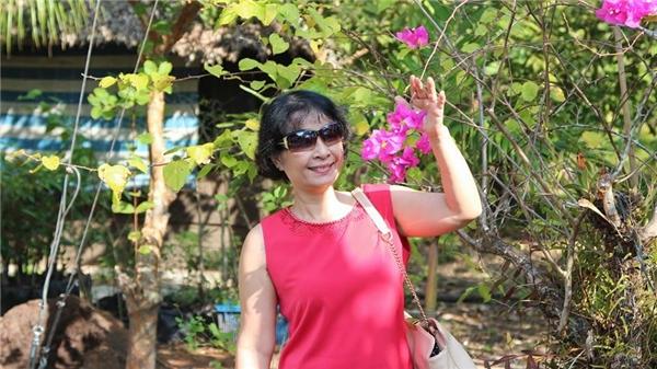 Mẹ là người có ảnh hưởng rất lớn đối với Chi Pu.(Ảnh: FB) - Tin sao Viet - Tin tuc sao Viet - Scandal sao Viet - Tin tuc cua Sao - Tin cua Sao