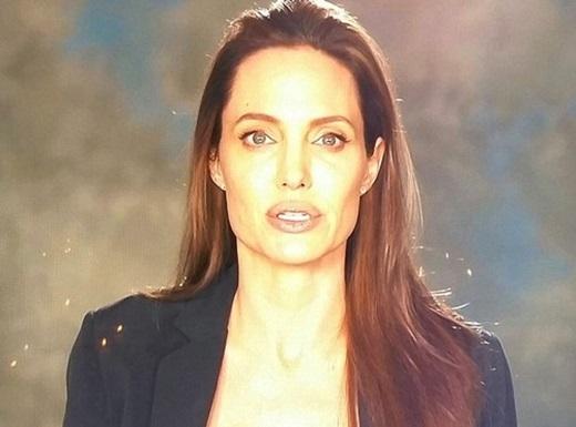 Nữ diễn viên xuất hiện trong video.