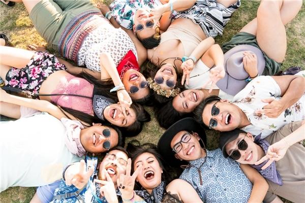 Đi YAN Beatfest 2016, đừng quên đem về một bộ ảnh nhóm cực chất
