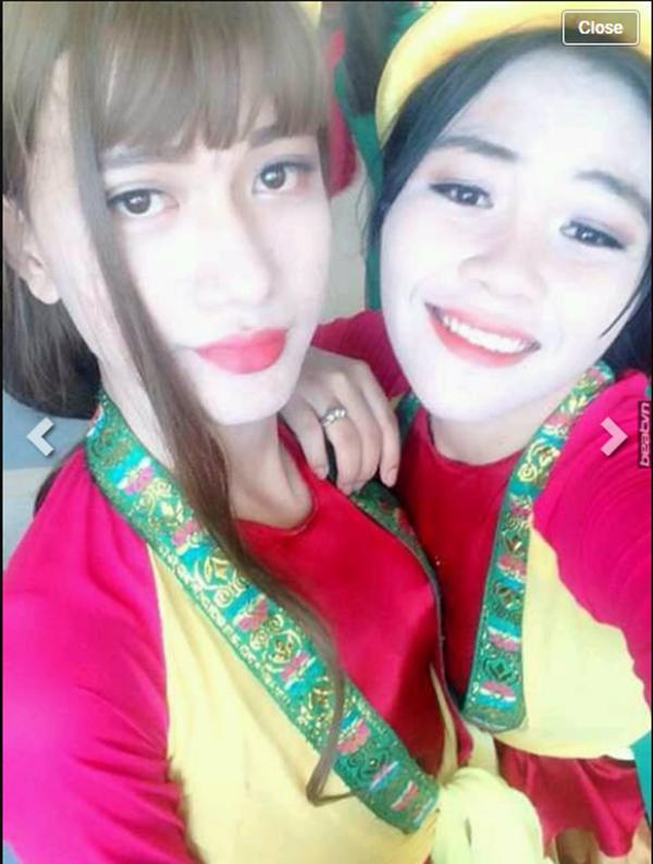 """Không khéo bạn còn lầm tưởng """"cô nàng xinh đẹp"""" này là gái Việt lai.(Ảnh: Internet)"""
