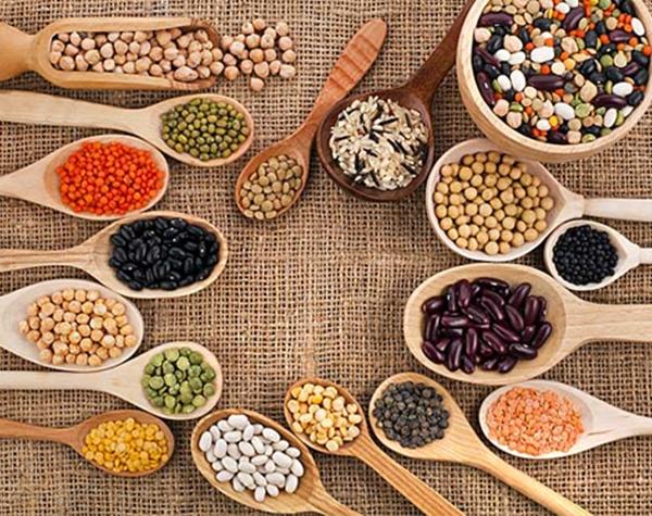 Thay thế protein động vật bằng protein thực vật. (Ảnh: Internet)