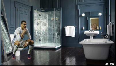 Ngồi toilet và ngẫm nghĩ sự đời. (Ảnh: internet)