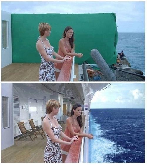 Sự thật phũ phàng về chiếc du thuyền sang trọng trong phimDeadly Honeymoon.
