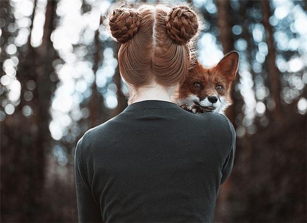 Thực sự,Alexandra Bochkarevabđã thành công với chủ đề vềsự hài hòa giữa thiên nhiên và con người.