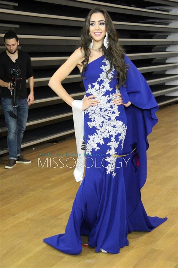 Hoa hậu Tây Ban Nha được xem là một trong những ứng cử viên sáng giá cho ngôi vị Hoa hậu năm nay.