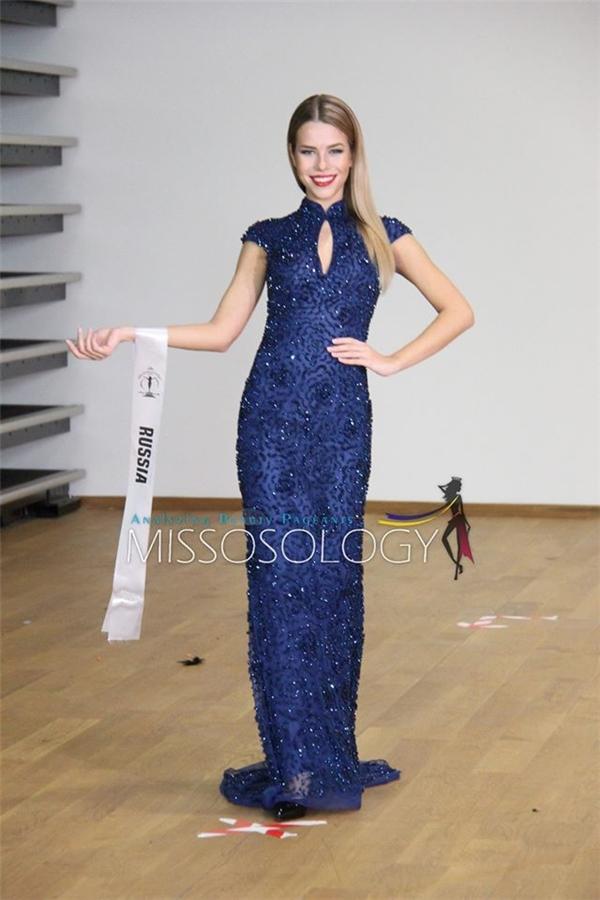 Hoa hậu Nga
