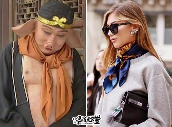 Hóa ra thời trang ngày nay toàn là đạo nhái Tây Du Ký