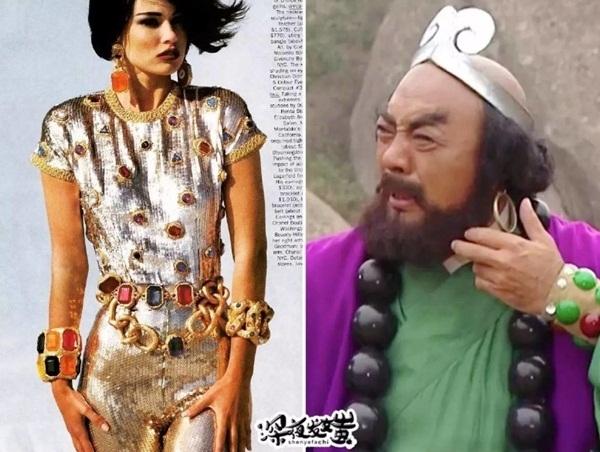 Chiếc vòng tay khảm đá của Sa Tăng đều đã góp phần ý tưởng sáng tạocho các trang sức cao cấp hiện nay.